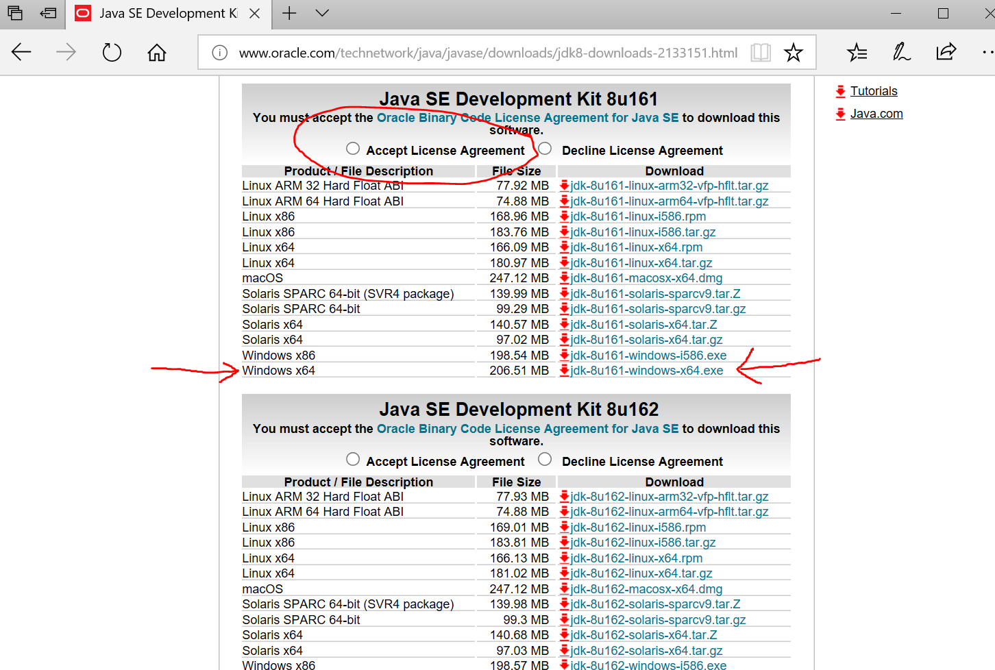 Install multiple JDK in Windows for Java Development