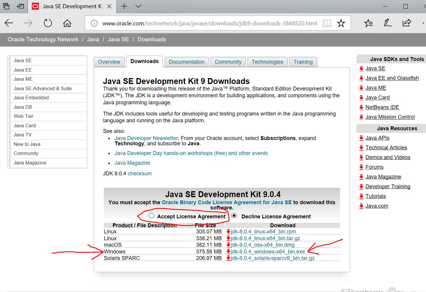 Install multiple JDK in Windows for Java Development | DevDungeon